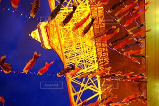 東京タワーの写真・画像素材[454729]