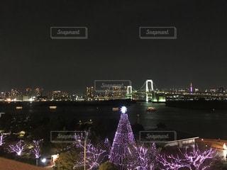夜景の写真・画像素材[372722]