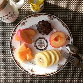 朝食の写真・画像素材[371644]