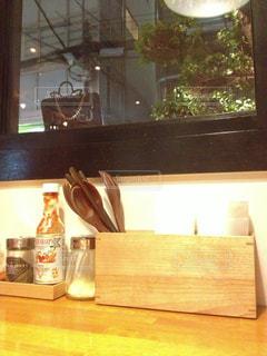 カフェの写真・画像素材[372516]