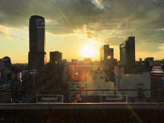 夕焼けの写真・画像素材[371724]