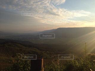 夕日の写真・画像素材[372836]