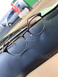 眼鏡の写真・画像素材[372146]