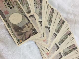 お金の写真・画像素材[372470]