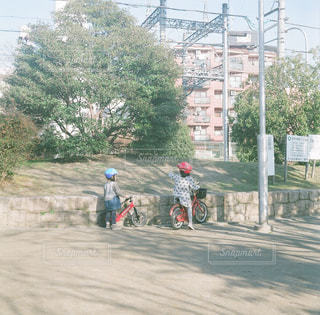 公園の写真・画像素材[382142]