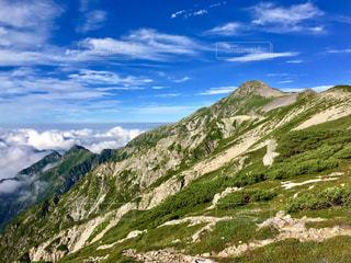 山の写真・画像素材[373428]