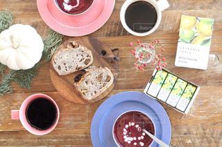 朝食の写真・画像素材[373487]