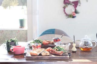 朝食の写真・画像素材[373489]