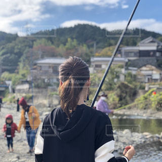 釣りの写真・画像素材[1647833]