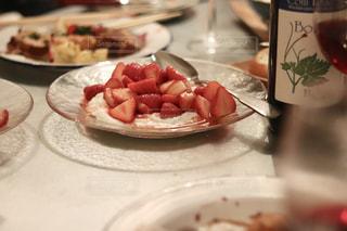 苺とチーズの写真・画像素材[1791551]