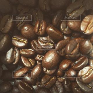コーヒー豆の写真・画像素材[374328]