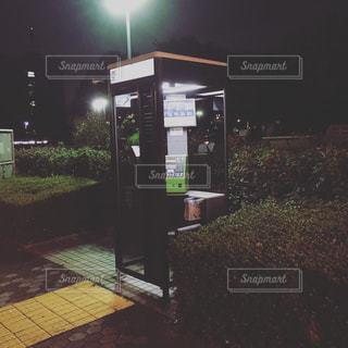 電話ボックスの写真・画像素材[374428]