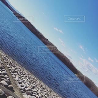 湖の写真・画像素材[374605]