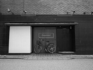 自転車の写真・画像素材[657159]