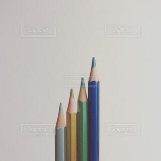 色鉛筆がきれいの写真・画像素材[968656]