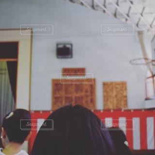 入学式ですの写真・画像素材[1118969]