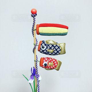 木目込み人形の鯉のぼりの写真・画像素材[1151445]