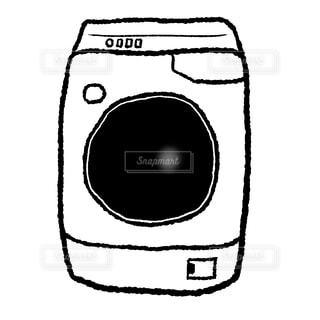 洗濯機の写真・画像素材[1156125]