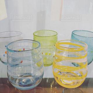 デザイングラスの写真・画像素材[1346614]