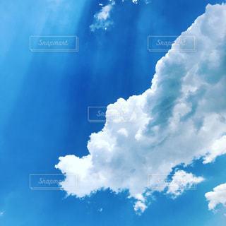 迫力の雲の写真・画像素材[1417254]