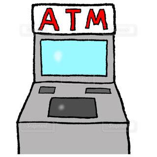 ATMの写真・画像素材[1423650]