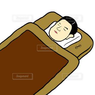 睡眠の写真・画像素材[1427243]