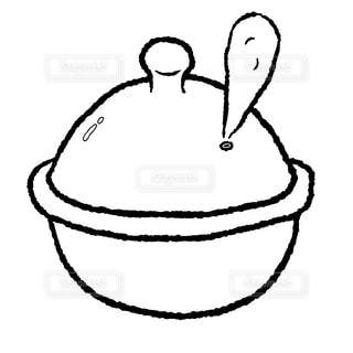 お鍋の写真・画像素材[1433837]