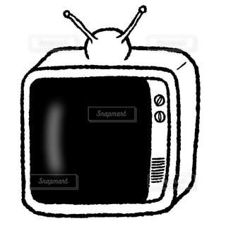 テレビの写真・画像素材[1551288]