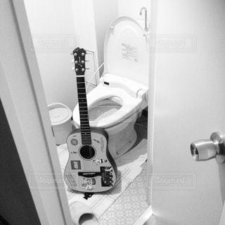 トイレで歌おうの写真・画像素材[1625127]