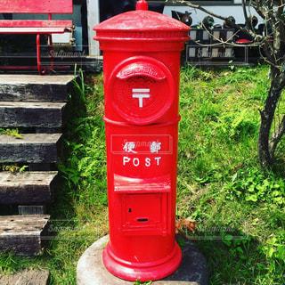 郵便ポストの写真・画像素材[1625291]