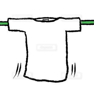 洗濯物の写真・画像素材[1667293]