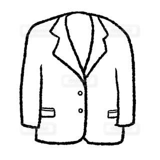 白ジャケットの写真・画像素材[1668039]