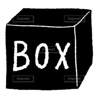 ブラックボックスの写真・画像素材[1757758]