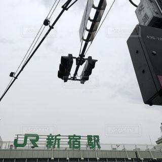 JR新宿駅の写真・画像素材[1835758]