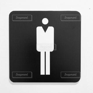 男性トイレの写真・画像素材[1850282]