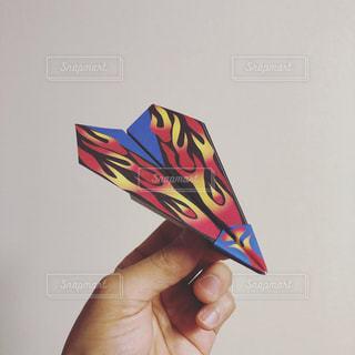 折り紙飛行機の写真・画像素材[1850283]