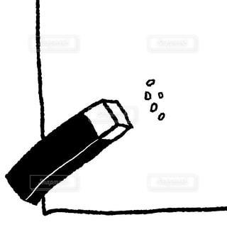 消しゴムカスの写真・画像素材[2112356]