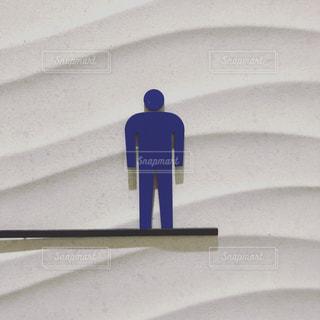 男性用トイレの写真・画像素材[2178949]