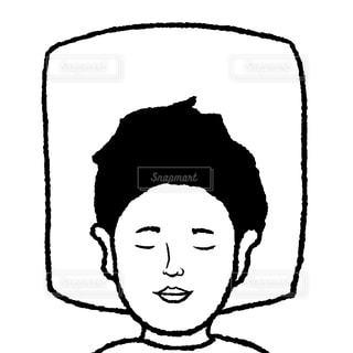 安眠マクラの写真・画像素材[2264091]