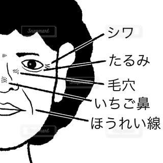 肌トラブルの写真・画像素材[2424863]