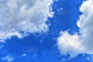 青空と雲の写真・画像素材[2454408]
