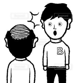 同窓会バーコードの写真・画像素材[2640643]