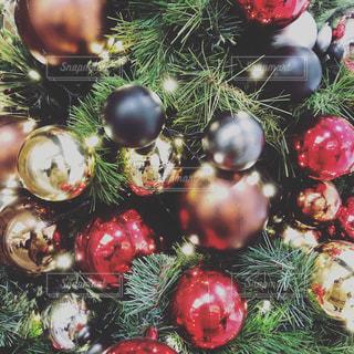 クリスマスモードの写真・画像素材[2723321]