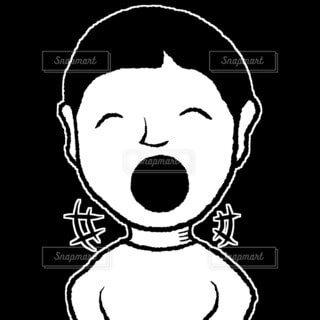 大笑いの写真・画像素材[4797312]