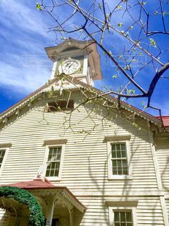 家の屋根の写真・画像素材[1151429]