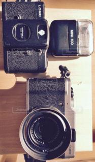 カメラの写真・画像素材[374214]