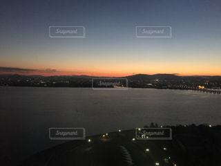 琵琶湖の写真・画像素材[374533]