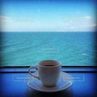カフェの写真・画像素材[27592]