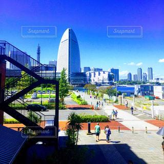 都市の景色の写真・画像素材[810435]