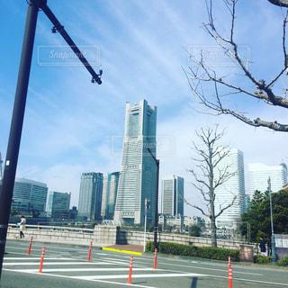 都市の景色 横浜 万国橋の写真・画像素材[1059788]